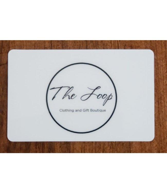 The Loop $25 Gift Card