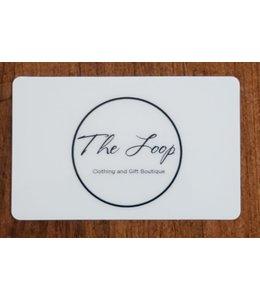 The Loop $100 Gift Card
