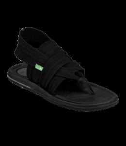 Sanuks Yoga sling 3 - Black