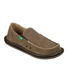 Sanuks Men Vagabond- Brown