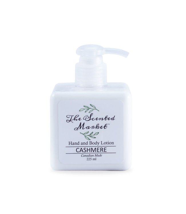 The Scented Market Hand and Body Lotion Cashmere