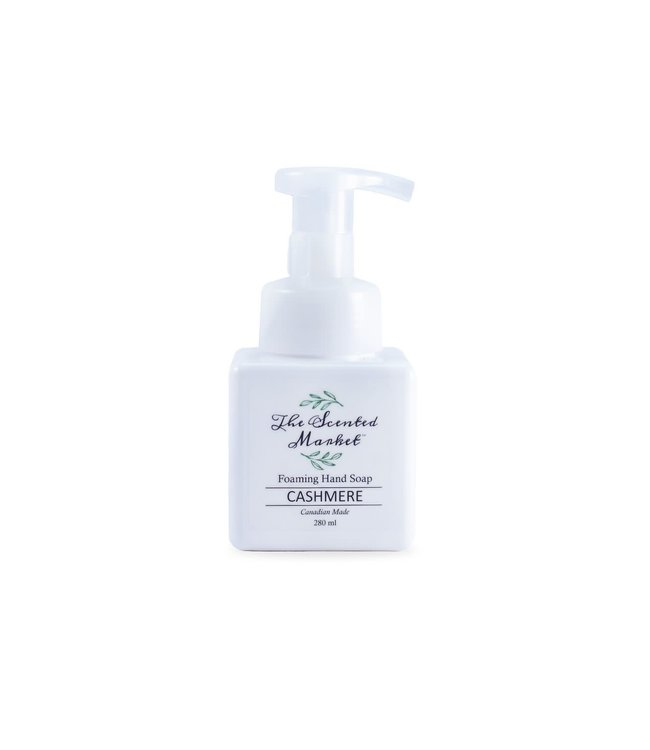 The Scented Market Foaming Hand Soap Cashmere