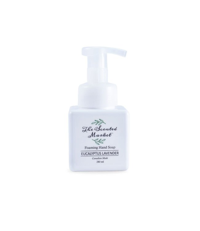 The Scented Market Foaming hand Soap Eucalyptus Lavender