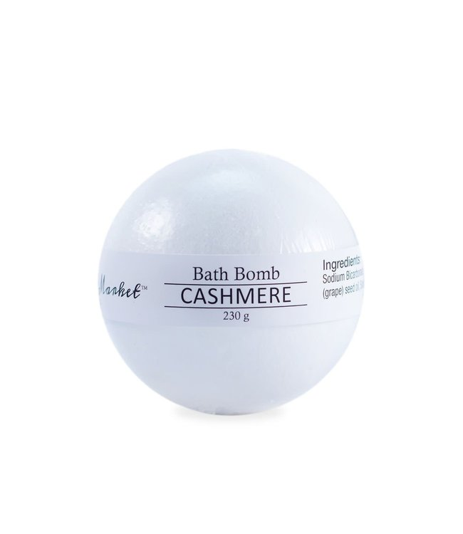 The Scented Market Bath Bombs Cashmere