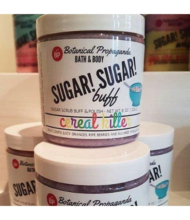 Botanical Propaganda  Emulsified Sugar Scrub 8 Oz