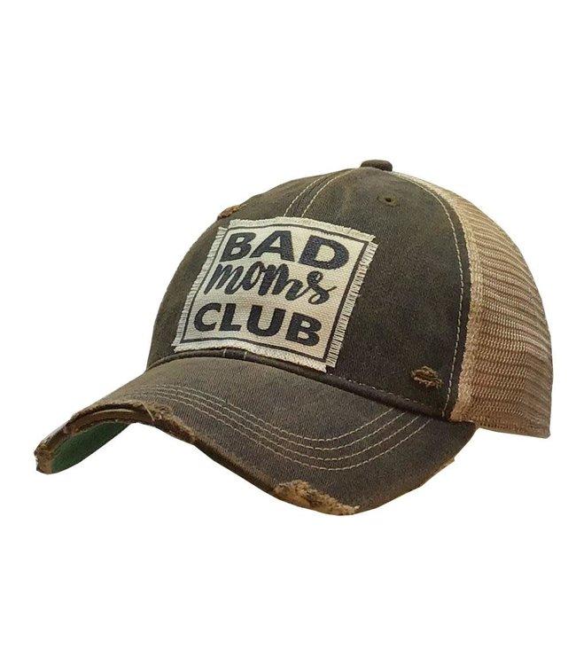 Vintage Life Hats Bad moms club