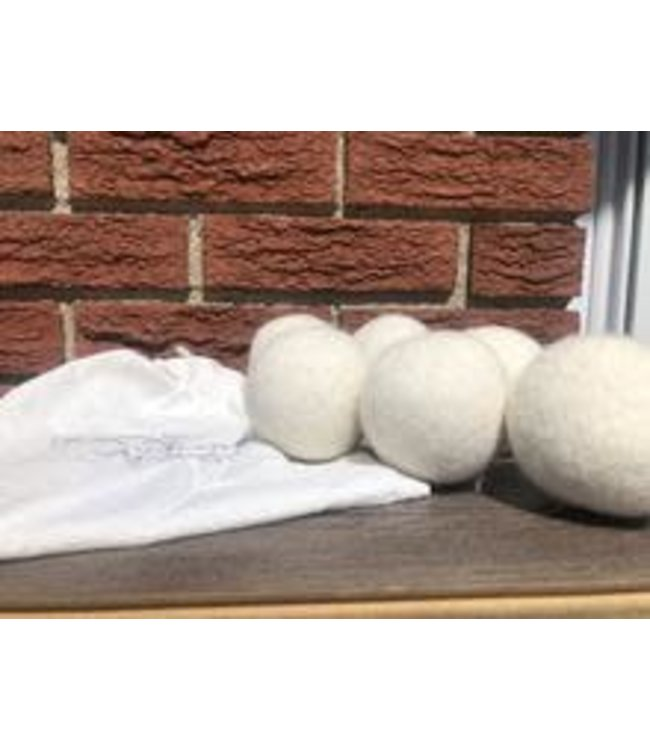 The Scented Market Dryer balls