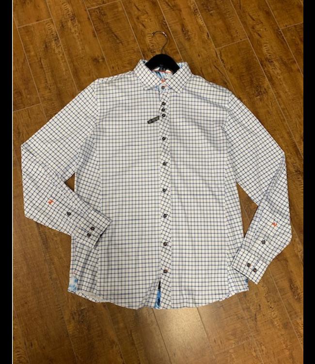 Au Noir L/S Men's Shirt Veloce Navy