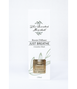 The Scented Market Reed  diffuser Just Breathe