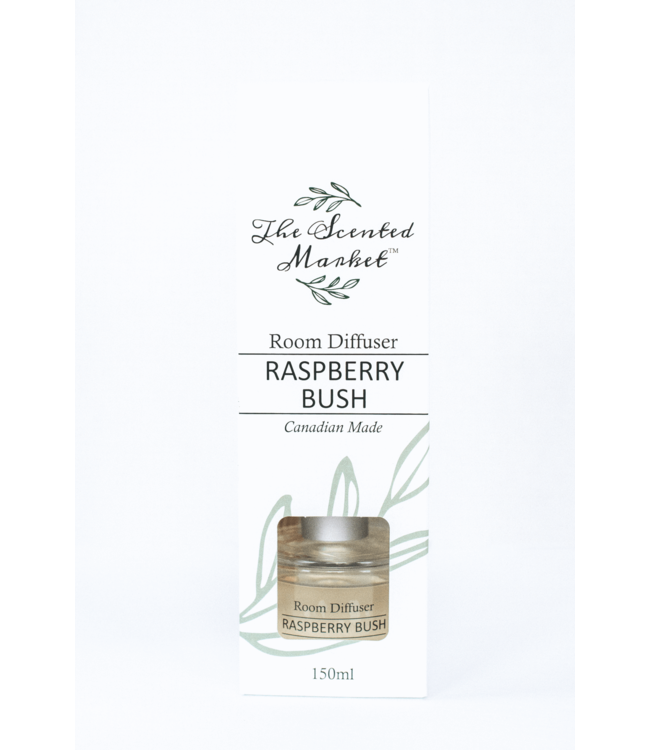 The Scented Market Reed diffuser Raspberry Bush