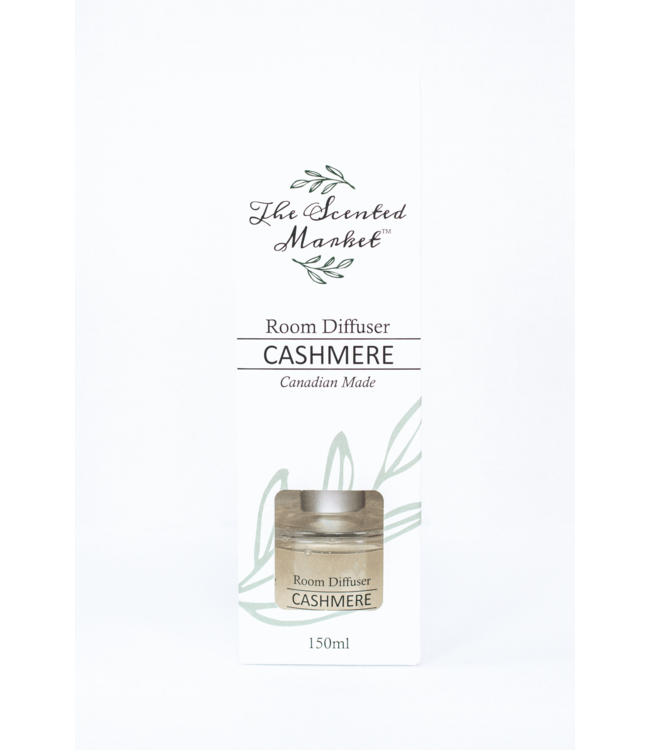The Scented Market Reed diffuser Cashmere