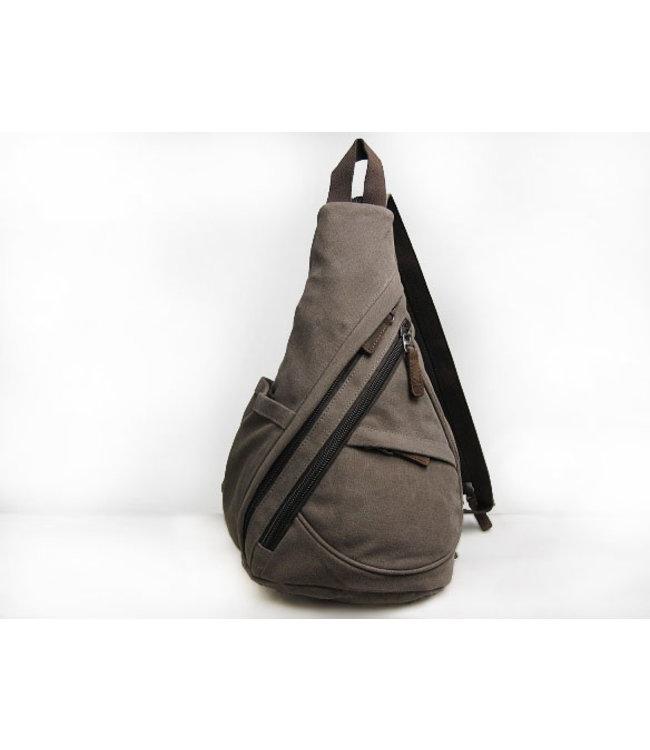 DaVan Co. Sling/Backpack Brown