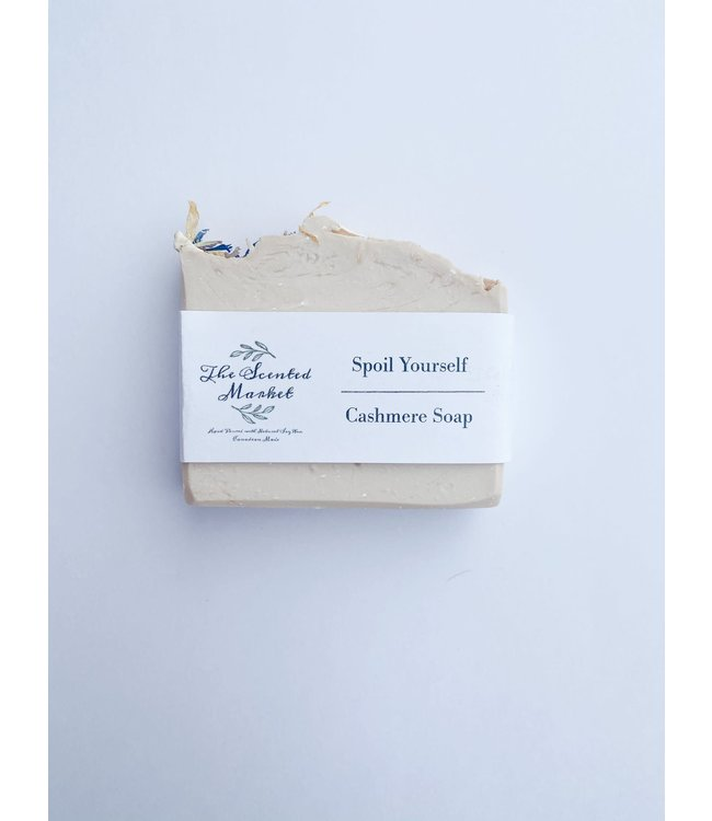 The Scented Market Soap Cashmere