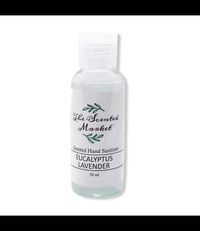 The Scented Market Hand Sanitizer 50 ml Eucalyptus Lavender
