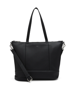 Co Lab Purses PVC Tote Black