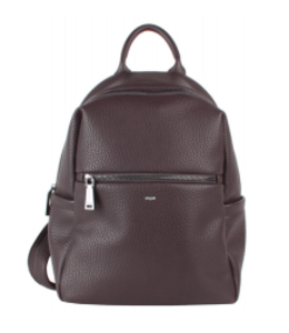 Co Lab Purses PU Backpack Fudge
