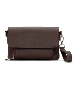Co Lab Purses PUPebble Xbody Fudge