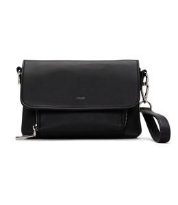 Co Lab Purses PUPebble Xbody Black