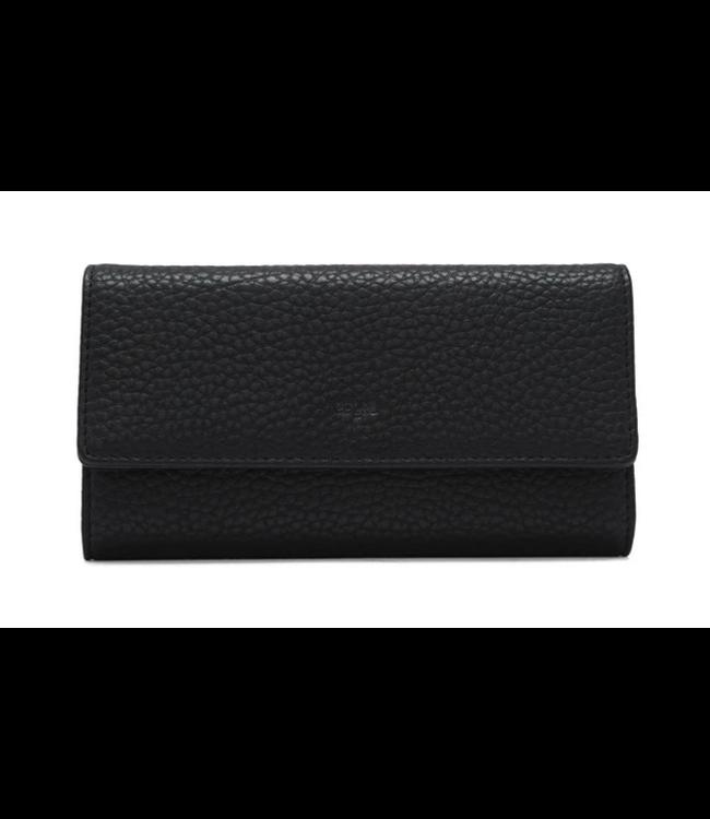 Co Lab Purses PUPebble Wallet Black