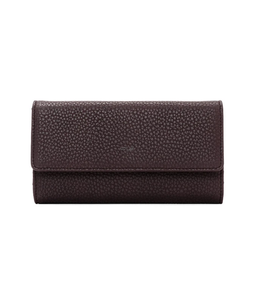 Co Lab Purses PUPebble Wallet Fudge