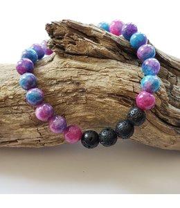 Kristin's Beads Bracelet- Malaysia Jade