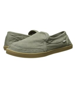 Sanuks Womens Pair-o-dice - olive