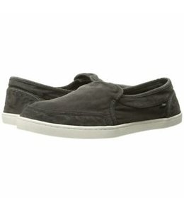 Sanuks Womens Pair-o-dice - washed black