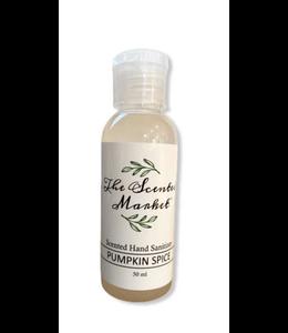 The Scented Market Hand Sanitizer 50 ml- Pumpkin Spice