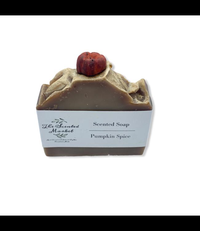 The Scented Market Soap Pumpkin Spice