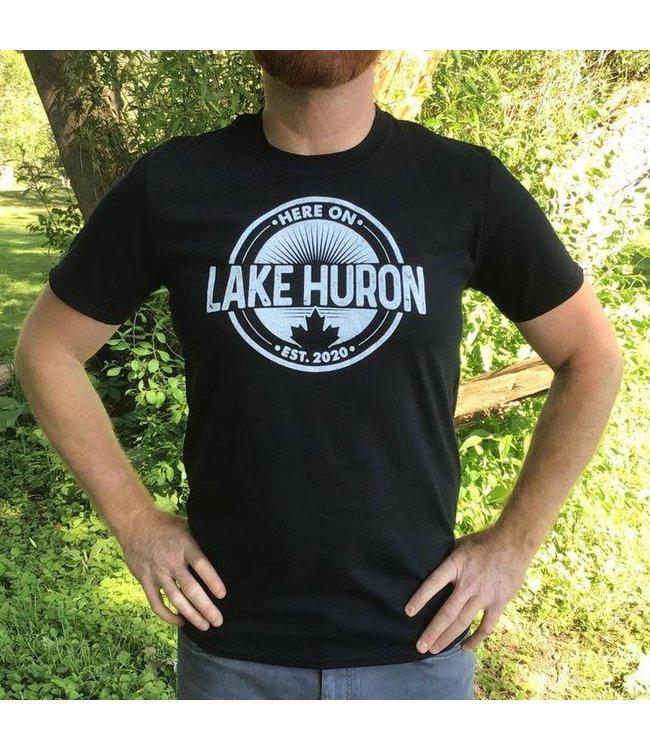 Here on Lake Huron Black
