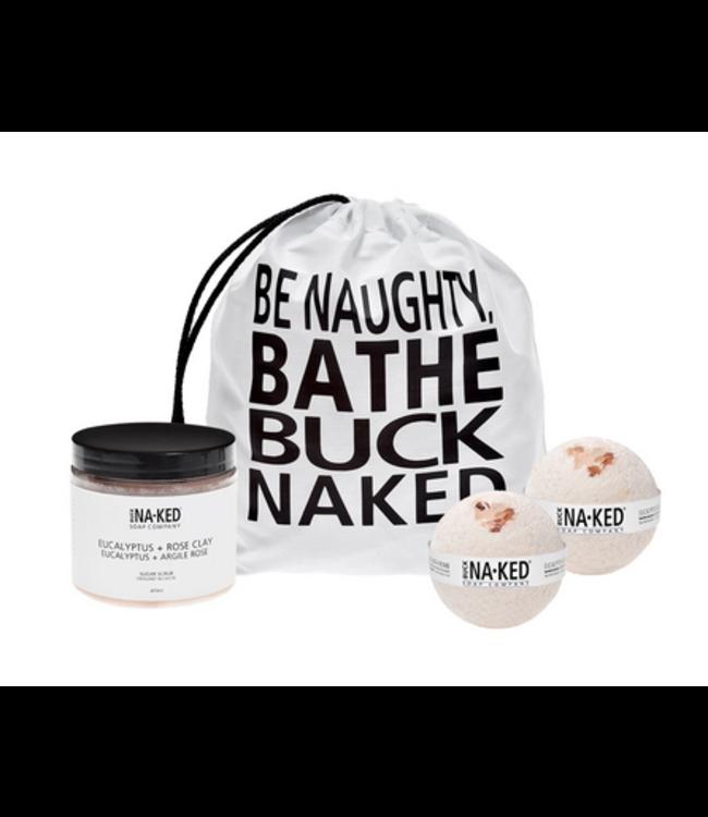 Buck Naked Be naughty