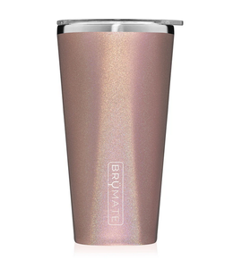Imperial Pint Glitter Rose Gold