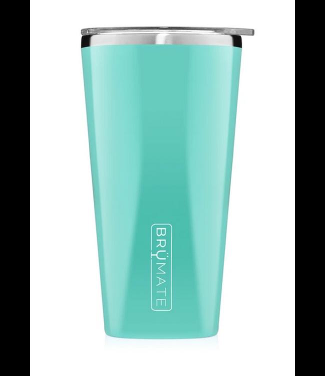 Imperial pint Aqua