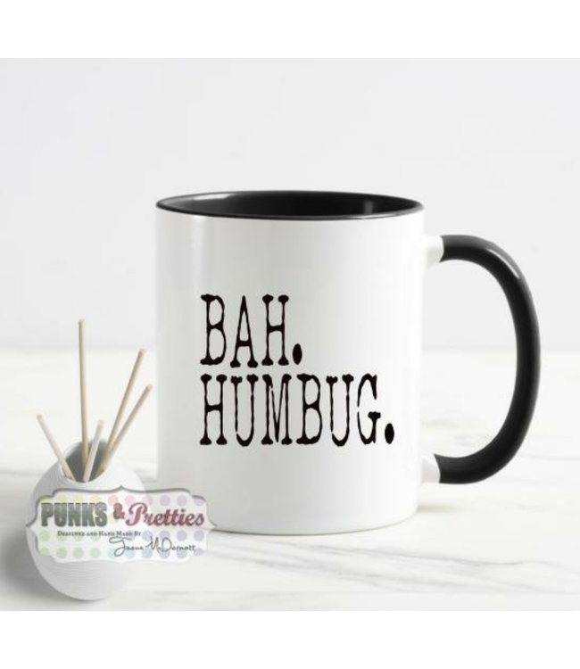 Punks and Pretties Bah. Humbug.
