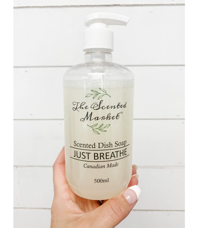 The Scented Market Dish soap Just Breathe 500 ml