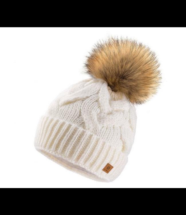 Woolk Kama Hat w Pom