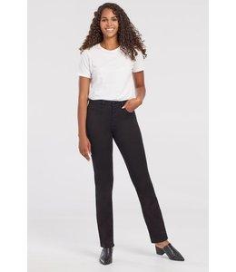 Tribal 5 pkt. straight leg jeans- Black