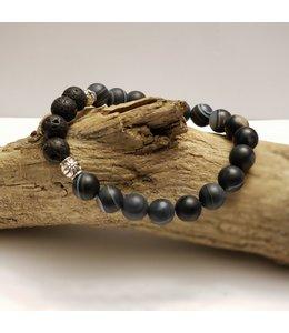 Kristin's Beads Sardonyx