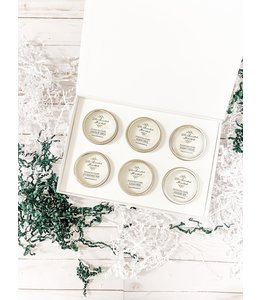 The Scented Market Winter Candle Gift Set