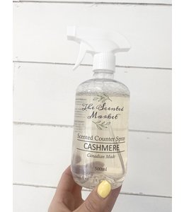 The Scented Market Counter Spray - Cashmere