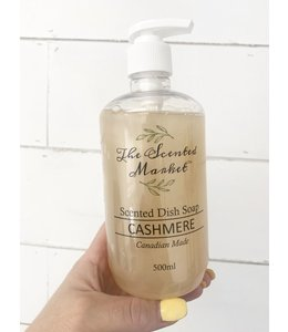 The Scented Market Dish Soap Cashmere 500ml