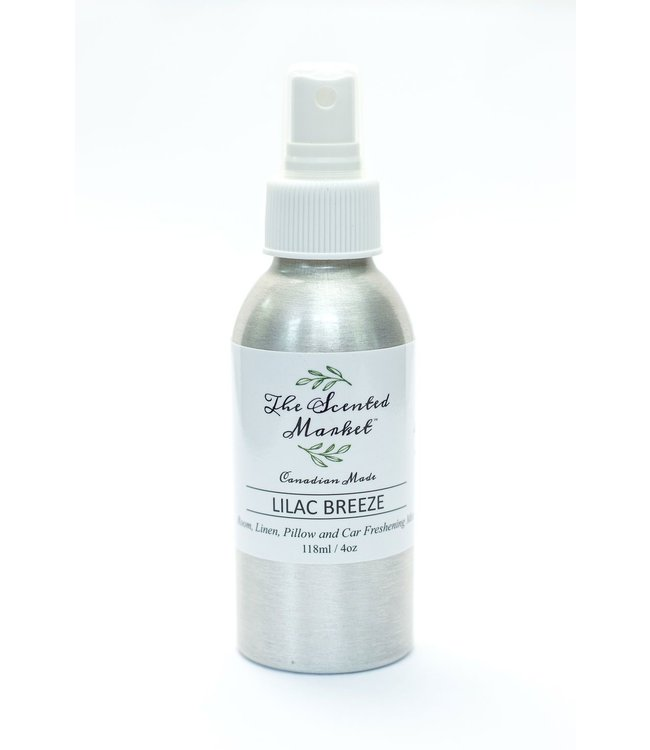 The Scented Market Room spray Lilac Breeze