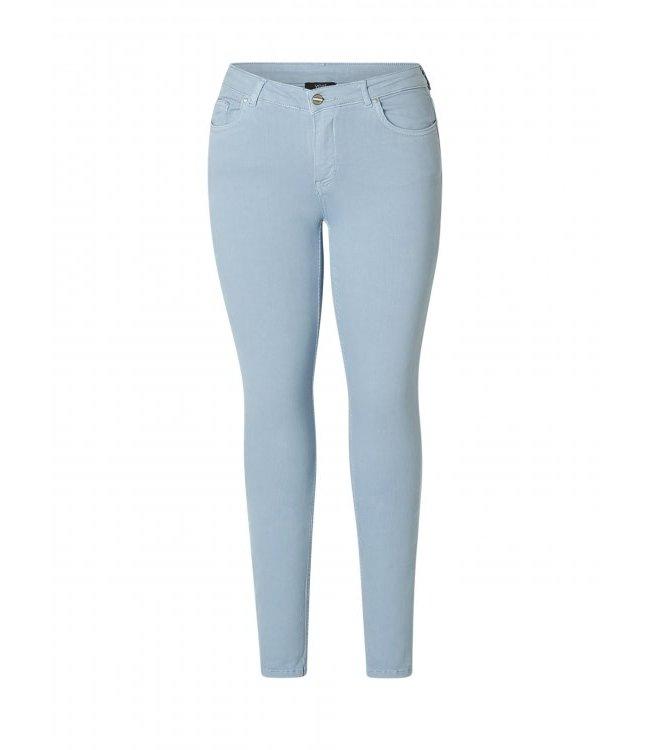 Yest Mell- Pants Grey Blue