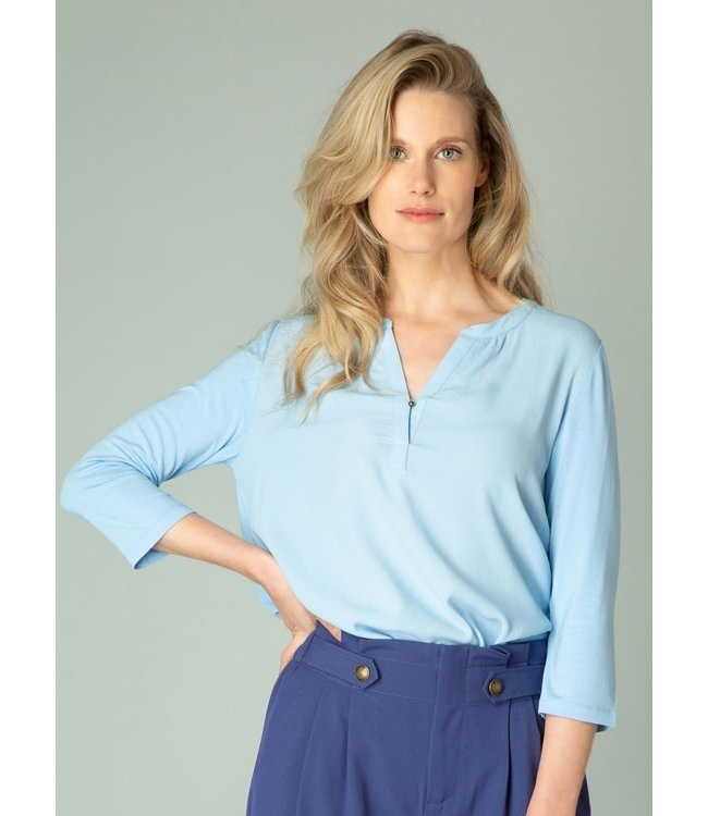 Yest Guilla Shirt- chambray