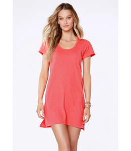 S/S fitted dress- cocktail