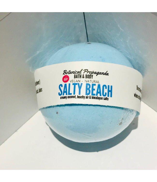 Botanical Propaganda Bath Bombs Salty Beach