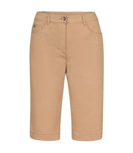 Tribal Front Fly Bermuda shorts  Dune