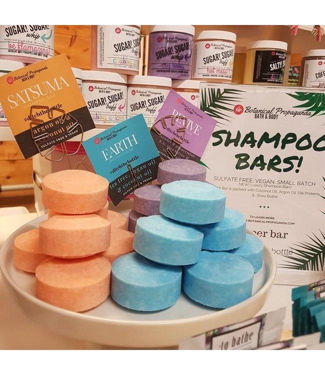 Botanical Propaganda Shampoo Bar Earth