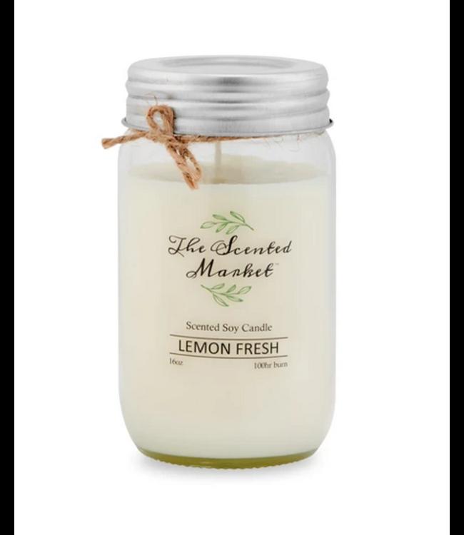 The Scented Market Lemon Fresh