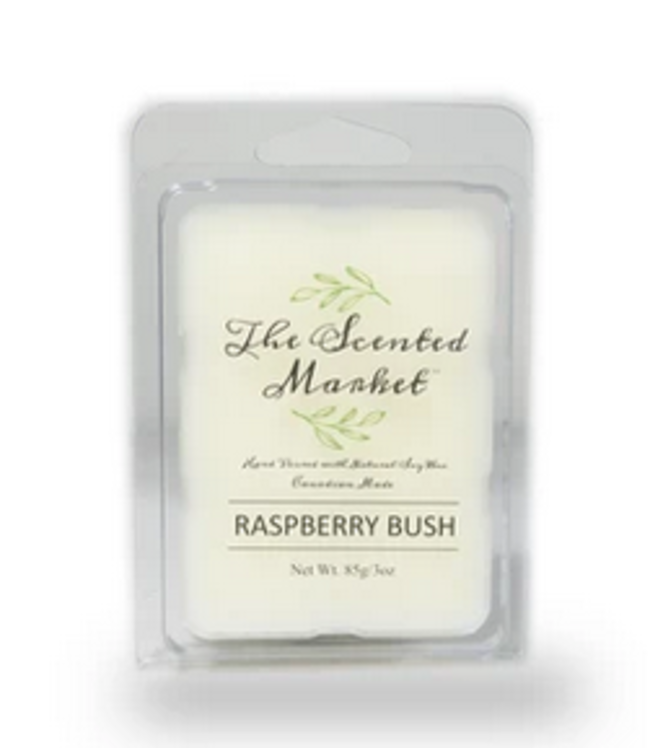 The Scented Market Wax Melts Raspberry Bush